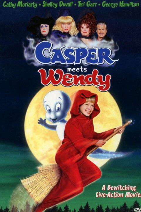 Casper Meets Wendy (1998) DVD (20th Century Fox Home Entertainment)