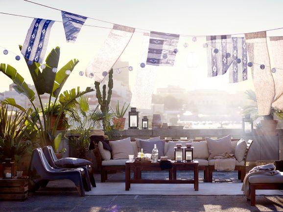 Ikea Gartenmöbel für den Sommer