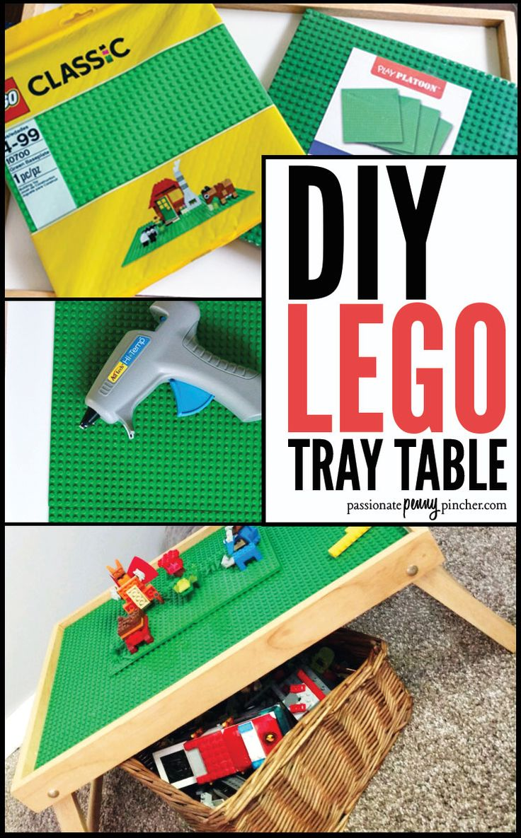 DIY Lego Tray Table. Passionate Penny Pincher is the #1 source printable & online coupons! Get your promo codes or coupons & save.