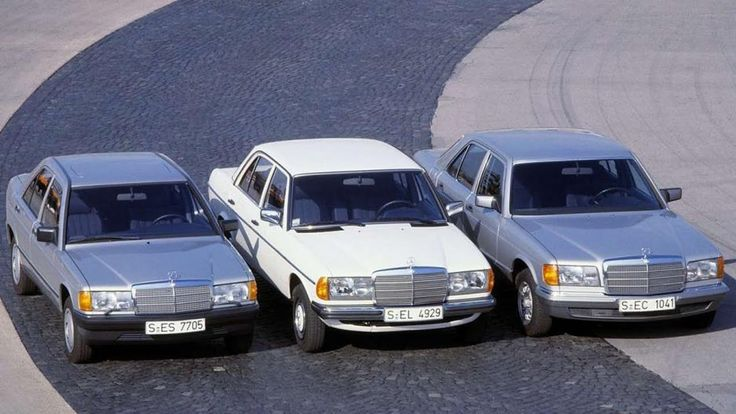 All new Mercedes alike? And before that it was different?