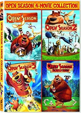 Open Season 2006 Open Season 2 / Open Season 3 / Open Season: Scared Silly - Vol