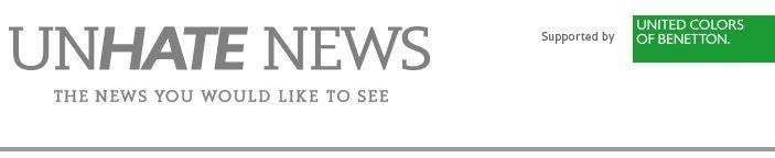BENETTON CREA PERIÓDICO ONLINE DE SÓLO BUENAS NOTICIAS  Los medios de comunicación están plagados de buenas noticias. Es casi imposible leer el periódico o ver las noticias en la televisión sin dibujar una mueca de tristeza en el rostro. Pues bien, harta de tantas noticias, la firma italiana Benetton se ha propuesto curar el pesimismo impenitente de la sociedad actual con Unhatenews.com, una plataforma online en la que tienen cabida única y exclusivamente las buenas noticias.