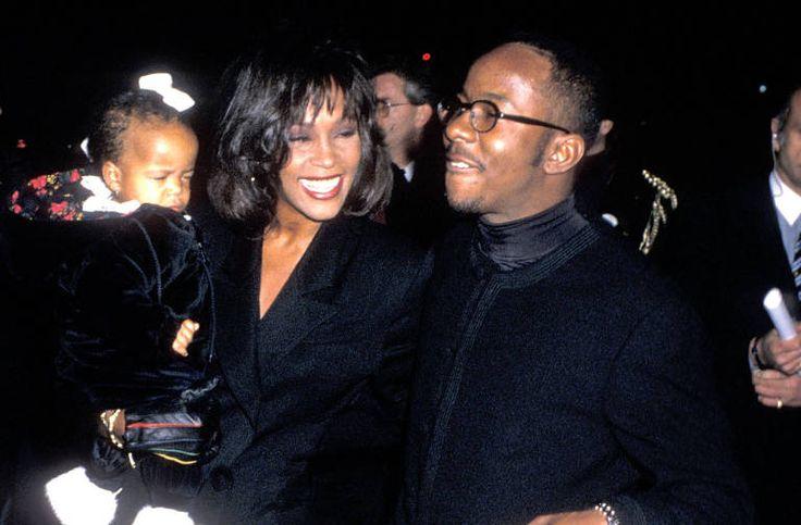 Bobbi Kristina, Bobby Brown, Whitney Houston