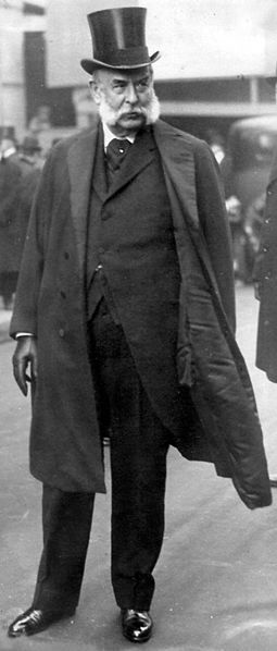 "J.P. Morgan Jr., or ""Jack Morgan,"" mistaken for his father often . . . http://commons.wikimedia.org/wiki/File:J.P._Morgan_jr.jpg"