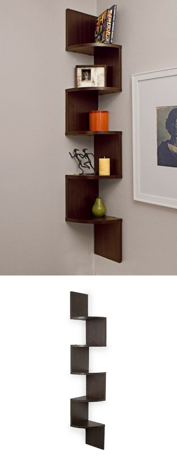 bookshelf for under best mounted org garage shelves ideas shelf wall wire on mount lovely hopeforcreation shelving