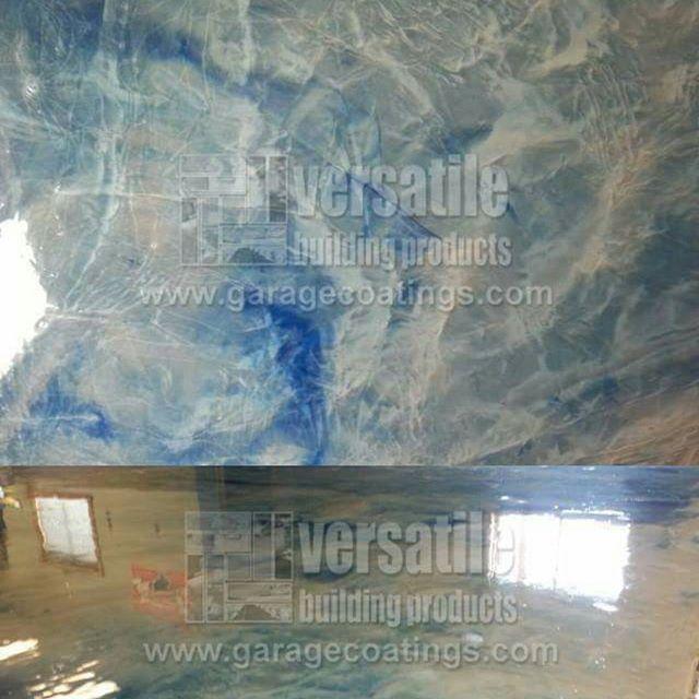 45 best images about lava flow metallic epoxy floor for Versatile garage floors
