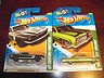 Hot Wheels 2012 Treasure Hunts '67 Custom Mustang & '65 Chevy Malibu