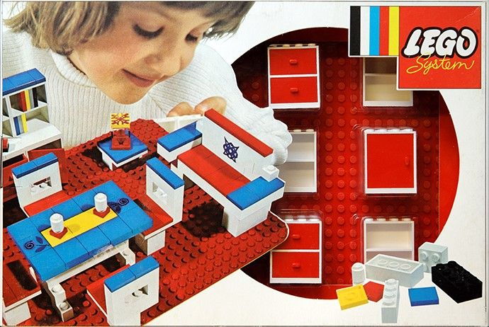 1971. Homemaker Set  Living Room.