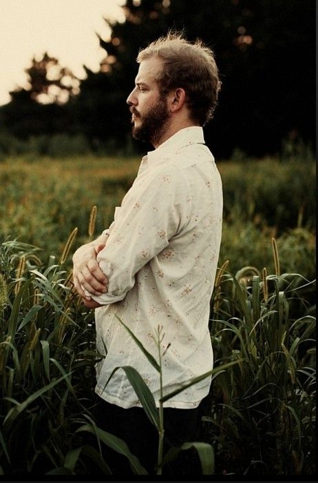 Justin Vernon...the perfect human...