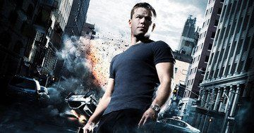 Matt Damon believes his Jason Bourne character would 'kick the shit out of' Ben Affleck's Batman from Batman v Superman: Dawn of Justice.