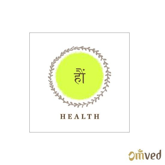 "The mystical bija/seed sound ""HAUM"" is the pranav/cosmic principle of health and represents the divine energy of Lord Shiva or Sadashiv. Mantra chanting can help you tune into the cosmic frequency that can purify the chakras and channels (nadis) and make the organs disease free."