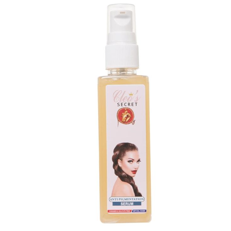 Anti Pigmentation #Face #Serum : Our #serums are potent dosages of all natural extracts that act on problematic areas of skin and hair or scalp in a concentrated manner to provide visible results in a short span of time.