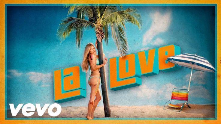 Fergie - L.A.LOVE (la la) ft. YG