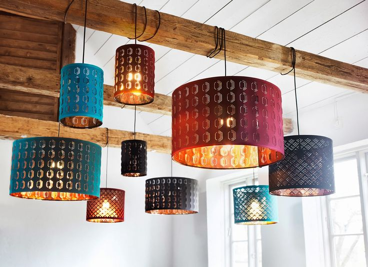 Ikea lamp shades