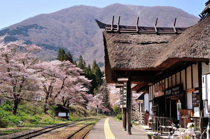 会津鉄道(福島) Fukushima Pref.