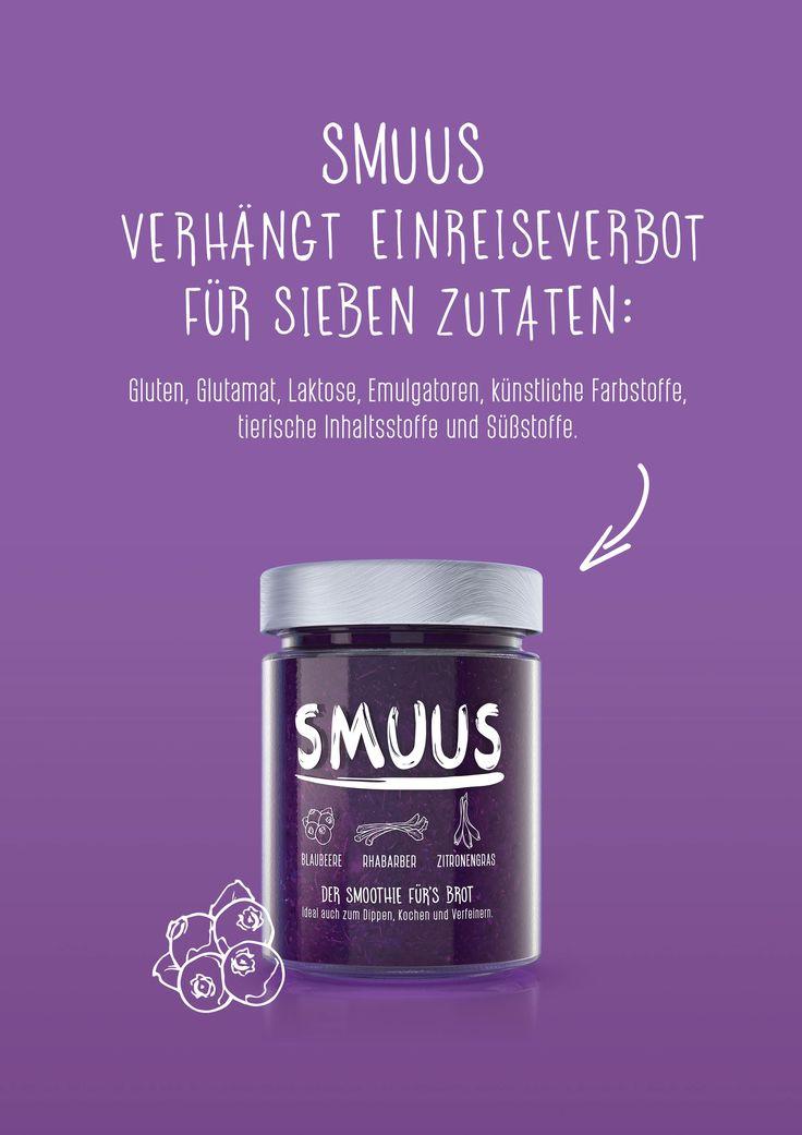 © Agentur Mayd für den Aufstrich von »Smuus« #kampagne #trump #selfpromotion