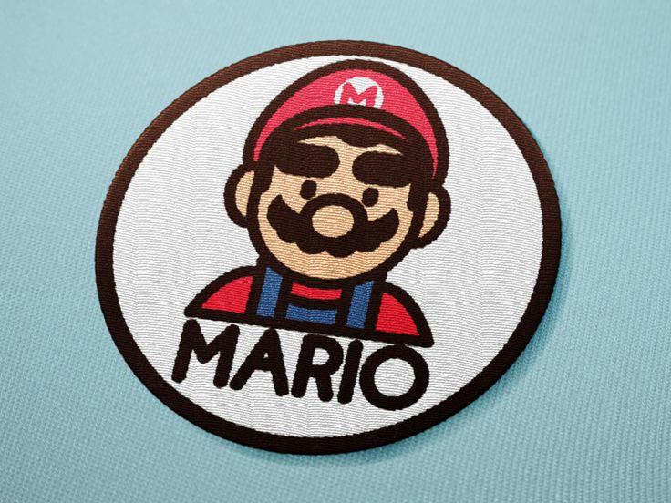 Mario patch by Andrei Nicolescu