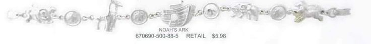 Noahs Ark, Bracelet