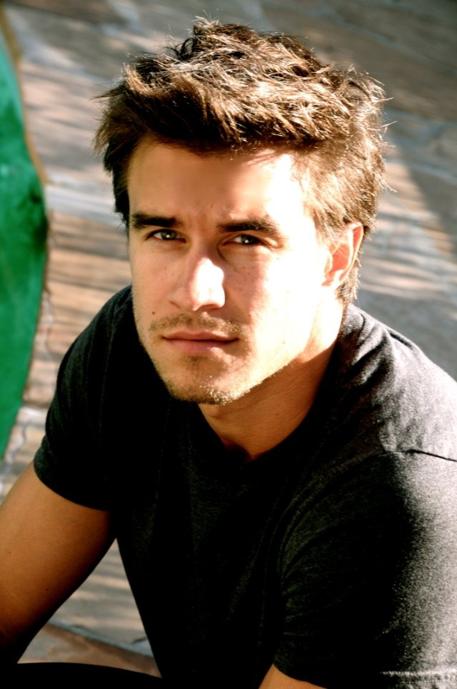 Rob Mayes.. The Client List has introduced me to many a gorgeous man! Lol