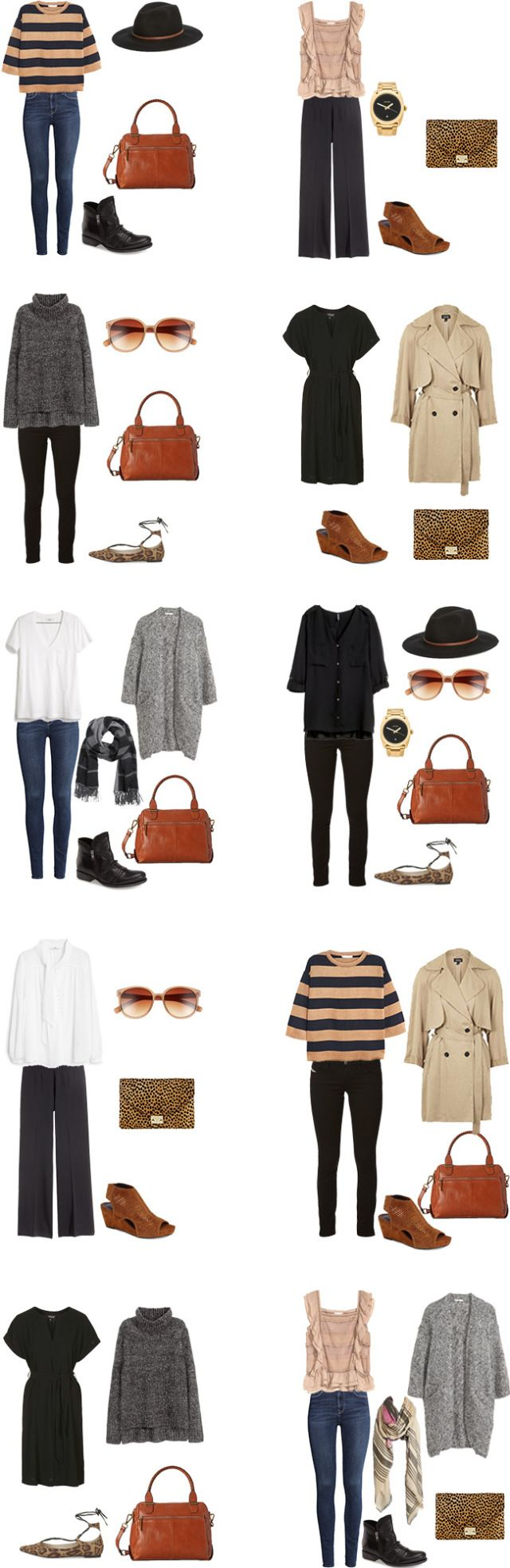 What to Wear in Florence Italy. Packing Light outfits 1-10. The entire list is…