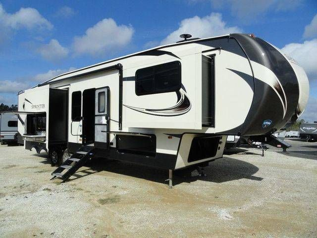 2018 Keystone Sprinter 3551fwmls For Sale Gulfport Ms Rvt Com