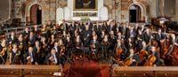Koko perheen elokuvakonsertti, Lohjan kaupunginorkesteri, Rachel Kolly d´Alba, Esa Heikkilä. Riihimäen kesäkonsertit 8.6.2014