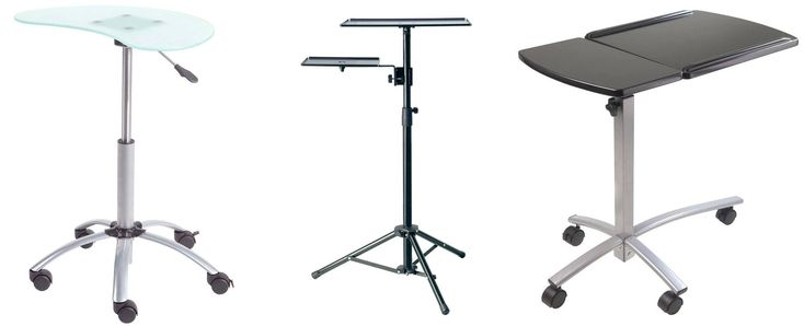 Adjustable height laptop table – easiness, comfort, mobility. http://bestdesignideas.com/adjustable-height-laptop-table-easiness-comfort-mobility