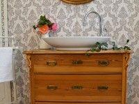 Badezimmermöbel landhausstil ~ Badschrank weiß badezimmer ideen landhausstil schrank weiß