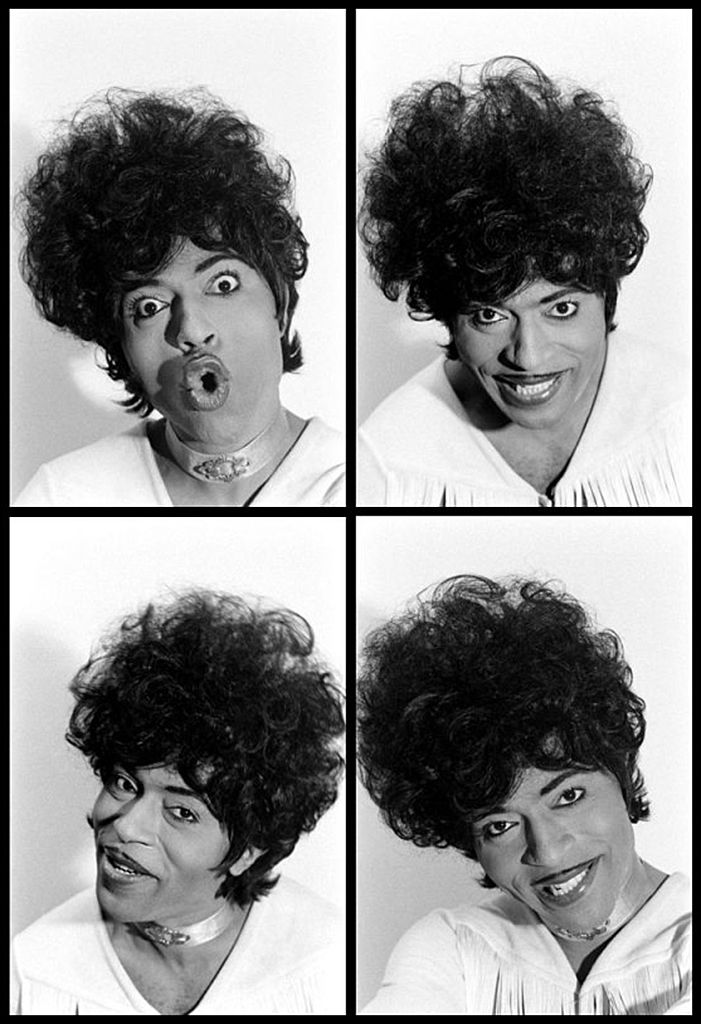 Little Richard: Unpublished Photos of Rock 'n' Roll's Original Wild Man