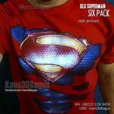 Kaos SUPERMAN, Kaos3D Gambar Nyata, Kaos 3 Dimensi, Kaos SUPERHERO, Superman Fans Club, https://instagram.com/kaos3dbagus, WA : 08222 128 3456, LINE : Kaos3DBagus