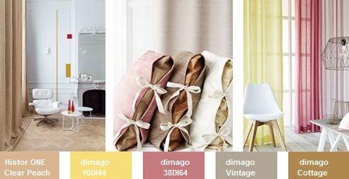 www.onlinegordijnenshop.nl #Eijffinger gordijnen collectie 2015. Deze nieuwste stoffen combineren prima met onze verfkleuren. Alles wordt op #kleur gemengd.