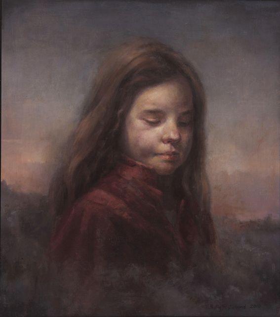 """Dreamy girl"" by Billy Roy Økland"