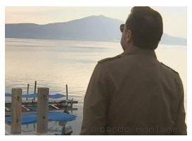 """Ricardo Montaner,   Imagenes de su video: """"La Canción que Necesito"""", en Chapala, Jalisco México."""