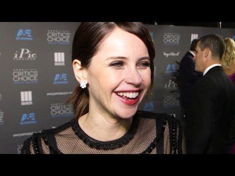 Felicity Jones Talks Future As Spider-Man's BLACK CAT
