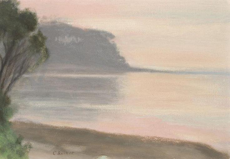 CLARICE BECKETT (1887 – 1935) BEAUMARIS, c1930