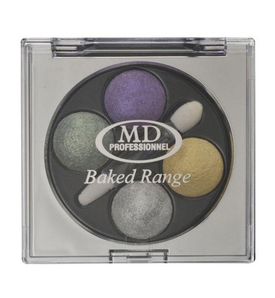 MD 4πλή Σκιά Ματιών Baked Range