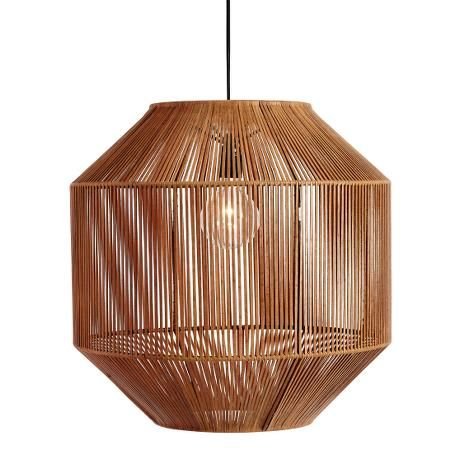 Lamp Nest Leather incl.