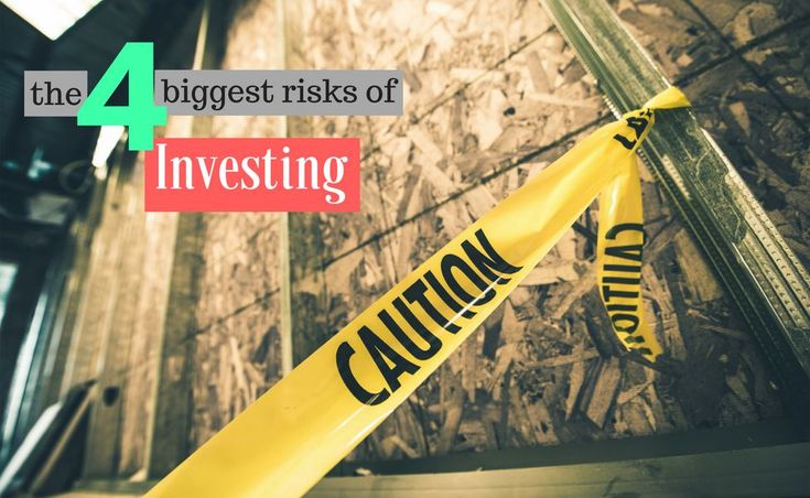 """No investment is without risk. You may feel safe when you do what financial advisers consider the """"right thing"""" — invest in a broad stock market index fund with a long-term view — but there is risk there as well. Unfortunately, to build wealth over time, investors need to accept a significant amount of risk. …"""