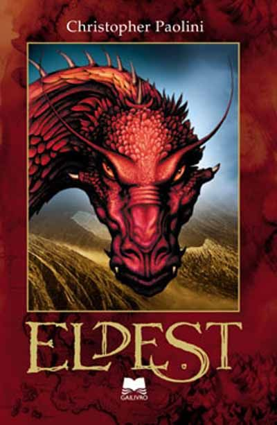 """Eldest"", Christopher Paolini"