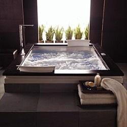 Jacuzzi bath tubs: Ideas, Dreams Home, Bath Tubs, Jacuzzi, Bathtubs, Dreams House, Hot Tubs, Bathroom, Dreamhous