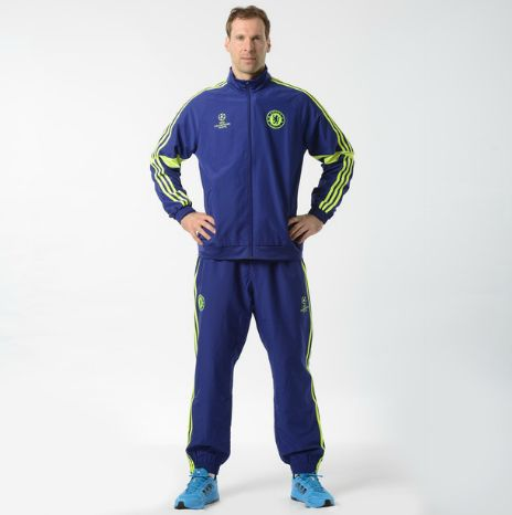 Chelsea UCL Training Presentation Suit Chelsea London Official Merchandise Available at www.itsmatchday.com