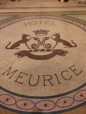 Nest by Tamara: HOTEL REVIEW: The Five Star Meurice Hotel in Paris, a Pampered Visit to the City of Lights