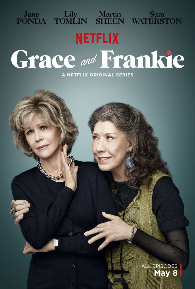 Huffington Post: April 10, 2015 - Jane Fonda, Lily Tomlin reunite In Netflix; LGBT-themed 'Grace and Frankie' trailer