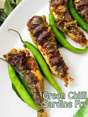 Cooking Is Easy Grilled Fish Recipe Kerala Style Green Chilli