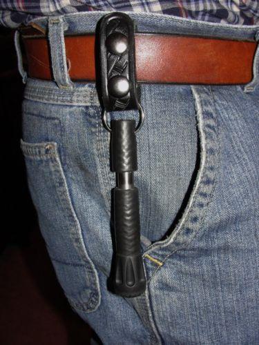 Vara-De-Ti-Cinto-Tatico-carregar-Quick-implantar-Titanio-Auto-defesa-Palm-Cap-Stick
