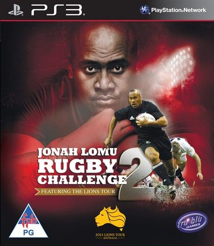 Jonah Lomu Rugby Challenge 2 Ps3 Cfw 3.55 Eboot Fix Patch ...