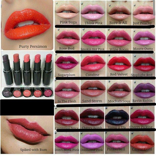 25+ best ideas about Wet n wild lipstick on Pinterest | Mac ...