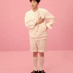 GD G-dragon  權志龍 8 seconds Pink