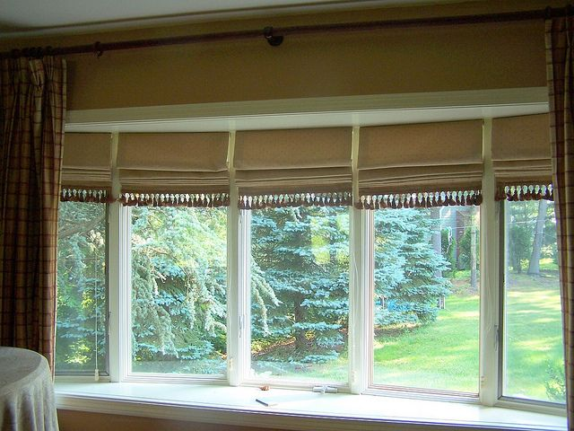 Flat Roman Shades For Windows : Best images about i drapery flat roman shades on