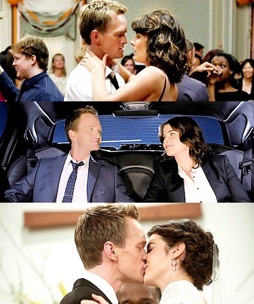 HIMYM Barney and Robin Neil Patrick Harris Cobie Smulders